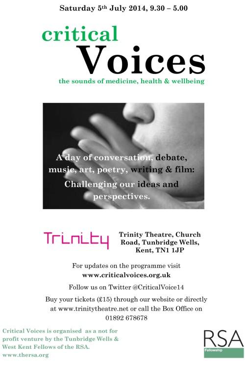 Critical Voices A4 Flyer-1
