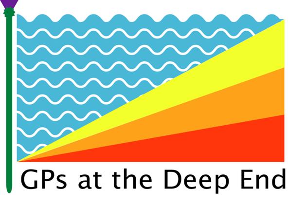 Deep End logo
